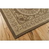 "Versailles Palace Rectangle Rug By, Mocha, 5'3"" X 8'3"""