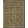"Nourison Versailles Palace Rectangle Rug  By Nourison, Mocha, 7'6"" X 9'6"""