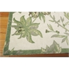 Nourison Wav05 Artisanal Delight Rectangle Rug  By Nourison, Leaf, 5' X 7'