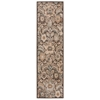 "Nourison Walden Runner Rug  By Nourison, Grey, 2'2"" X 7'6"""