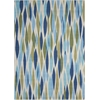 "Sun & Shade ""Bits & Pieces"" Seaglass Indoor/Outdoor Area Rug"