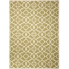 "Sun & Shade ""Lovely Lattice"" Garden Indoor/Outdoor Area Rug"