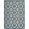 "Sun & Shade ""Tipton"" Celestial Indoor/Outdoor Area Rug"