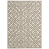 "Sun & Shade ""Lace It Up"" Stone Indoor/Outdoor Area Rug"