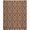 "Global Awakening ""Santa Maria"" Spice Area Rug"