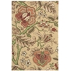 Nourison Wav03 Global Awakening Rectangle Rug  By Nourison, Antique, 4' X 6'