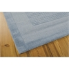 Nourison Westport Rectangle Rug  By Nourison, Blue, 5' X 8'