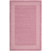 Westport Rectangle Rug By, Pink, 5' X 8'
