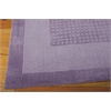 Nourison Westport Rectangle Rug  By Nourison, Purple, 5' X 8'