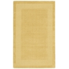 "Nourison Westport Rectangle Rug  By Nourison, Yellow, 2'6"" X 4'"