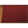 Westport Rectangle Rug By, Red, 5' X 8'
