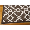 Nourison Wav16 Treasures Rectangle Rug  By Nourison, Darjeeling Tea, 5' X 7'