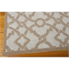Wav16 Treasures Rectangle Rug By, Early Grey, 5' X 7'