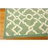 Wav16 Treasures Rectangle Rug By, Moss, 5' X 7'