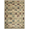 "Expressions Rectangle Rug By, Beige, 9'6"" X 13'6"""