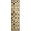 "Expressions Runner Rug By, Beige, 2'3"" X 8'"