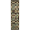 "Expressions Runner Rug By, Brown, 2'3"" X 8'"