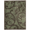 Expressions Rectangle Rug By, Brown, 2' X 2'9""