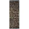 Expressions Runner Rug By, Multicolor, 2' X 5'9""