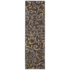 "Expressions Runner Rug By, Multicolor, 2'3"" X 8'"