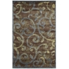 "Nourison Expressions Rectangle Rug  By Nourison, Multicolor, 3'6"" X 5'6"""