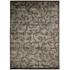 Expressions Brown Area Rug