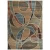 "Nourison Expressions Rectangle Rug  By Nourison, Multicolor, 9'6"" X 13'6"""