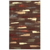 "Nourison Expressions Rectangle Rug  By Nourison, Chocolate, 3'6"" X 5'6"""
