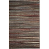 "Expressions Rectangle Rug By, Multicolor, 3'6"" X 5'6"""