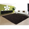 "Zen Rectangle Rug By, Espresso, 7'6"" X 9'6"""