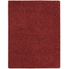 "Zen Rectangle Rug By, Red, 5'6"" X 7'5"""