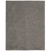 Zen Grey Shag Area Rug