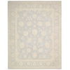 "Zephyr Rectangle Rug By, Light Blue, 7'6"" X 9'6"""