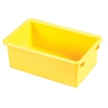 Stack & Store Tub without Lid - Yellow, set of 6