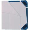 ECR4Kids Rest Time Blanket - White, set of 12