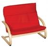 ECR4Kids Bentwood Comfort Love Seat