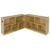 "Birch 30"" Fold and Lock Cabinet - 5 Comp"