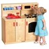 ECR4Kids Birch 4-In-1 Play Kitchen