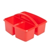 4 Piece Small Art Caddy - Assorted, set of 3
