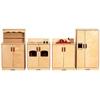Birch 4-Piece Play Kitchen Set
