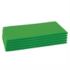 5-Piece Rainbow Rest Mat Set - Green