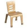 "ECR4Kids 12"" Bentwood Chair - Natural, set of 2"