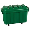 Stackable Storage Trunk - Green, set of 4