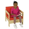 ECR4Kids Birch Living Room - Chair