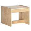 ECR4Kids Birch Living Room - End Table