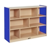 "ECR4Kids CE 8 Compartment Storage Cabinet 36""H - BL"