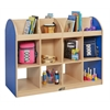 Colorful Essentials 2-Sided Standard Book Stand - Blue