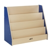 ECR4Kids CE Single Sided Big Book Display - Blue