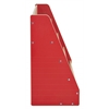 CE Single Sided Big Book Display - Red