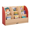 CE Single-Sided Toddler Book Stand - Red